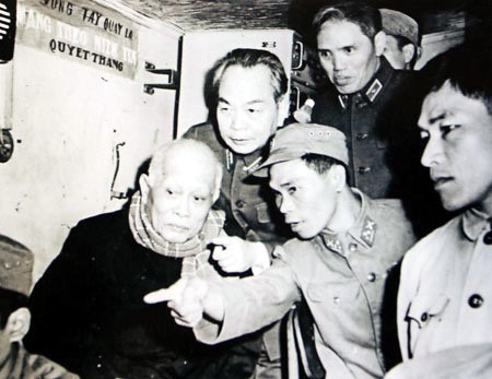 President Ton Duc Thang, a shining patriotism and example of communism - ảnh 2