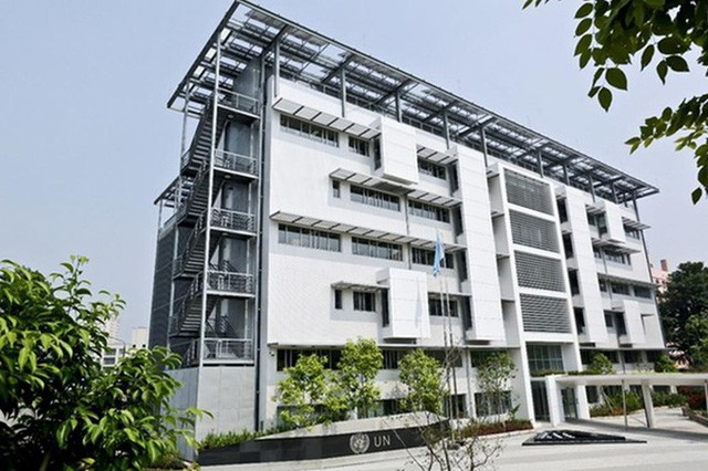 Green One UN House in Vietnam honored by World Green Building Council  - ảnh 1