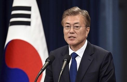 South Korea seeks 'irreversible' peace on Korean Peninsula - ảnh 1