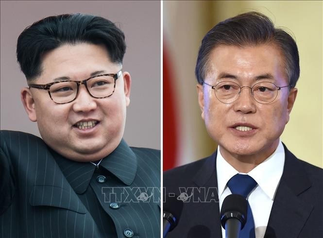 Denuclearization tops agenda of 2018 inter-Korean summit - ảnh 1