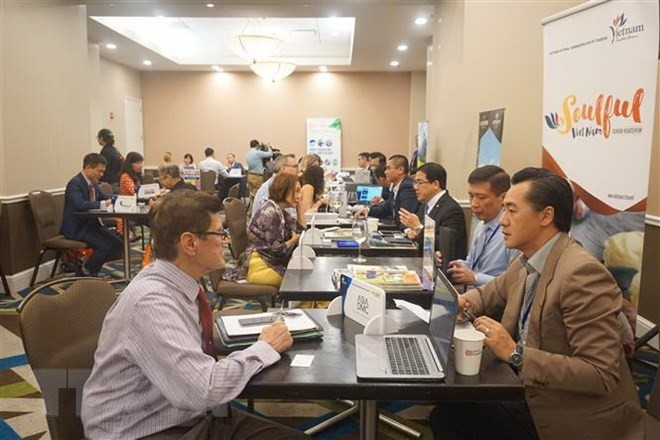 Vietnam promotes tourism in US - ảnh 1