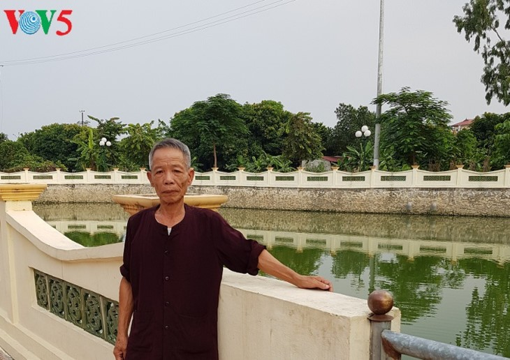 War veteran contributes to new rural development  - ảnh 1
