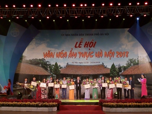 Festival showcases Hanoi's best foods - ảnh 1