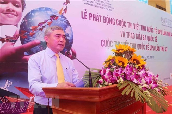 48th International Letter-Writing Competition launched - ảnh 1