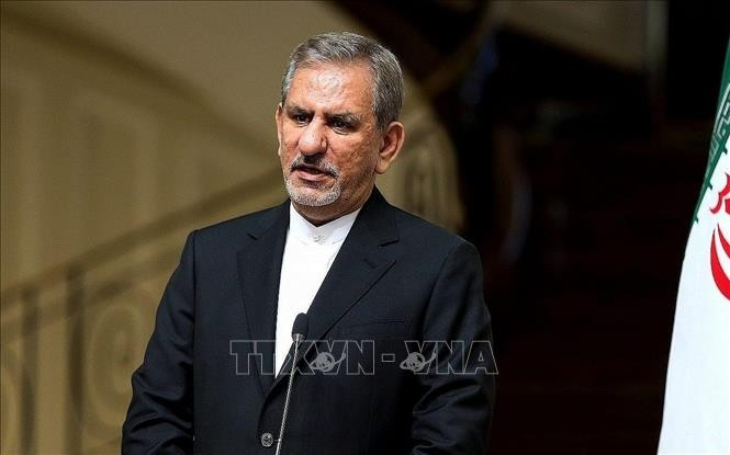 Iran says US not able to prevent it from exporting oil - ảnh 1