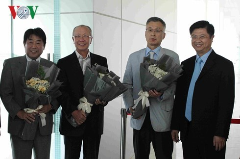 Japanese investors seek business opportunities in Can Tho  - ảnh 1