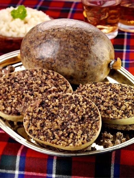 Haggis, Scotland's national dish - ảnh 1
