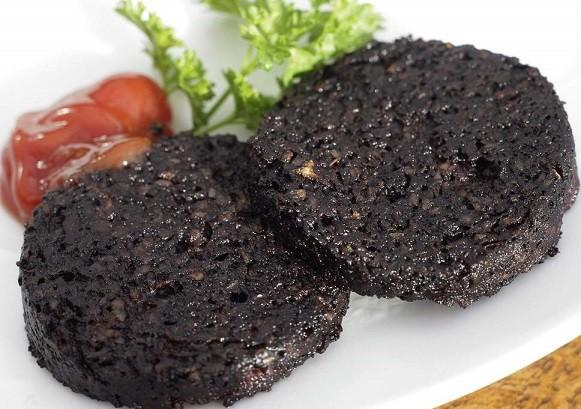 Scotland's black pudding - ảnh 1