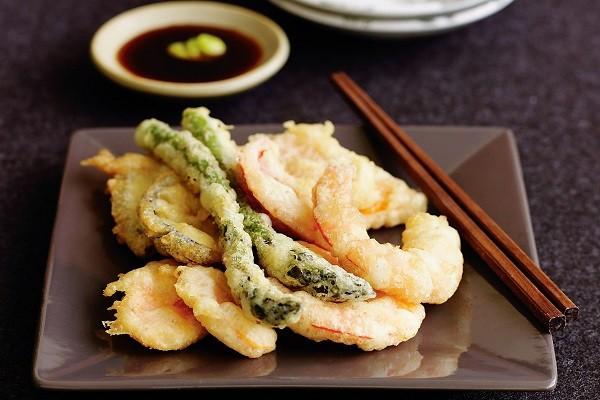 Japanese tempura - ảnh 1