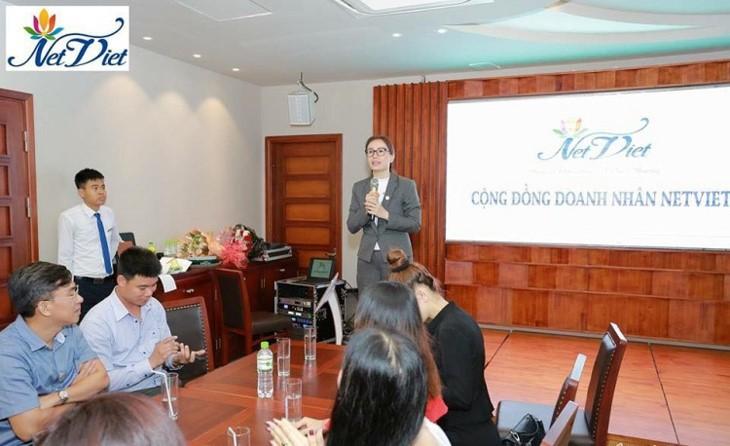 Businesswoman lays ground for network of Vietnamese female entrepreneurs in Singapore - ảnh 2