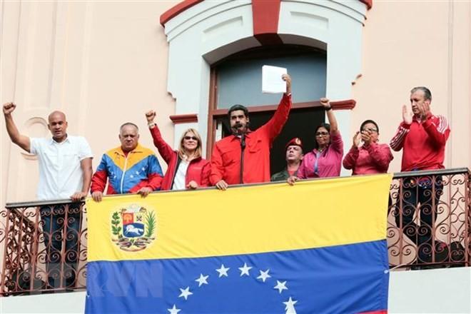 Venezuelan President willing to talk to opposition leader - ảnh 1