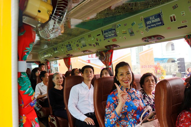 Bonbon City Tour explores history, culture of Hanoi - ảnh 2
