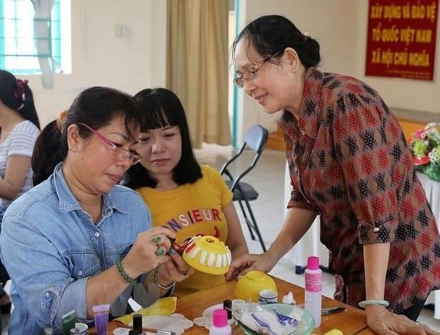 Vietnam Women's Union advocates safety of women and children - ảnh 1