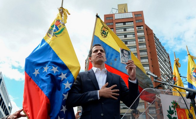 Venezuela: opposition leader Guaido faces arrest upon return - ảnh 1