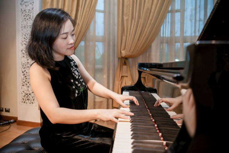 Pianist named one of 30 most prominent Vietnamese by Forbes - ảnh 2