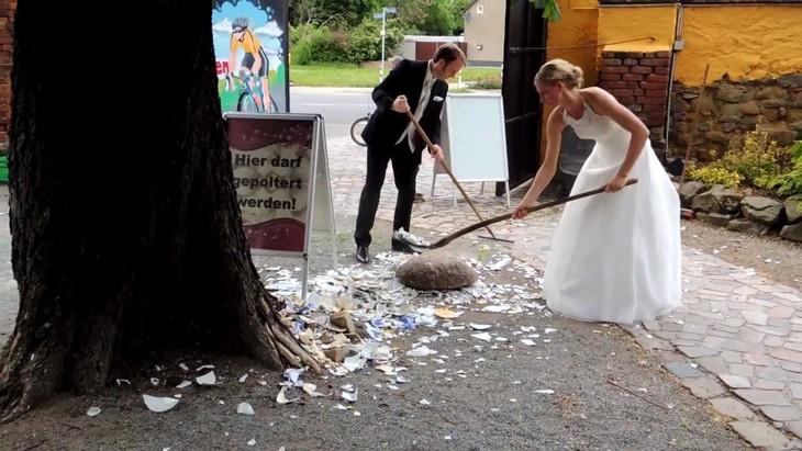 German traditional wedding customs - ảnh 3
