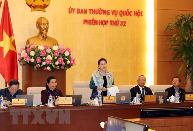 National Assembly Standing Committee opens 32nd session - ảnh 1
