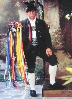 German traditional wedding customs - ảnh 2