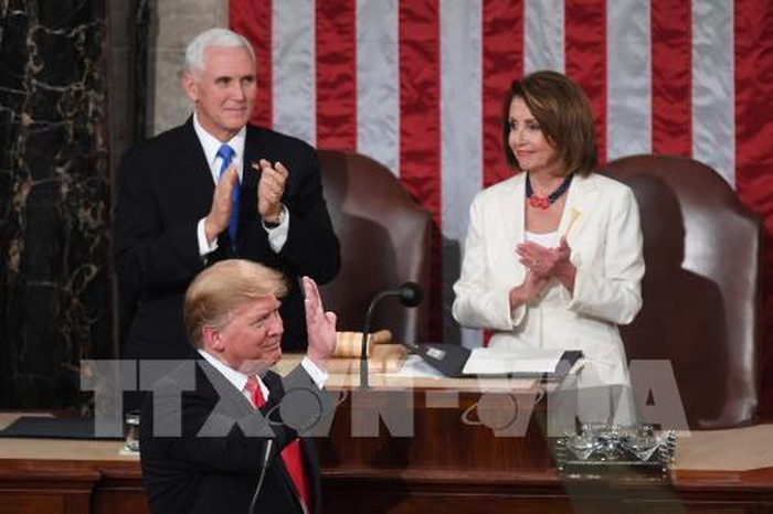 US House to vote on overriding Trump's border-wall related veto - ảnh 1