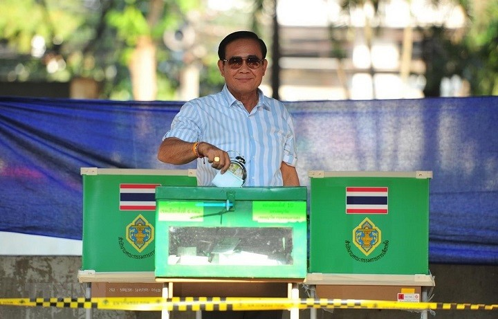 Thailand: Unofficial poll results delayed again as complaints mount - ảnh 1