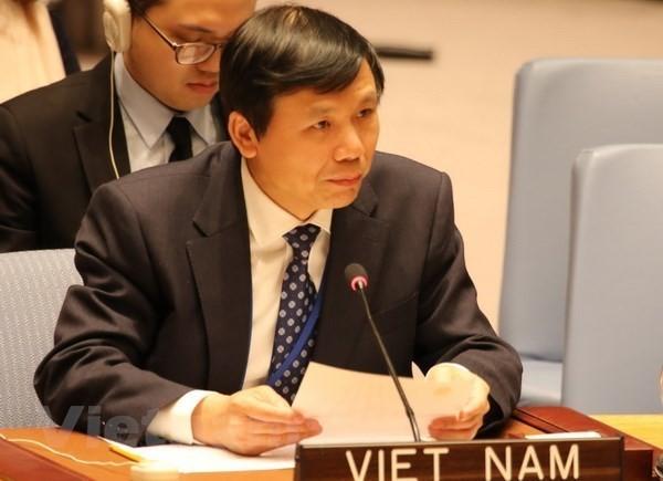 Vietnam joins int'l efforts to block financing terrorists - ảnh 1