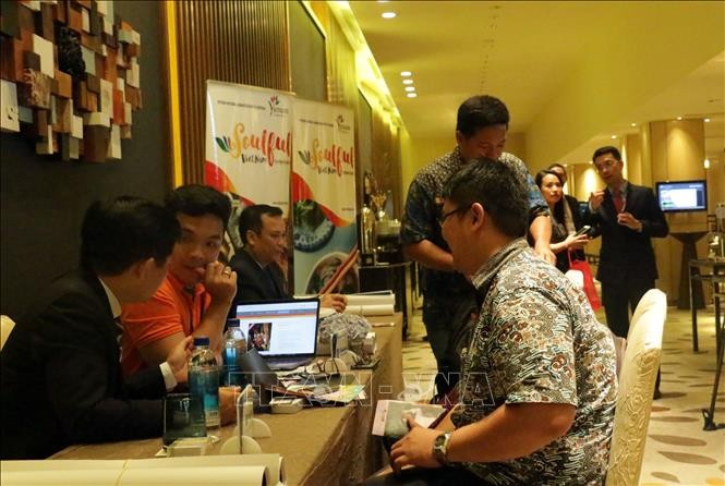 Vietnam promotes tourism in Indonesia - ảnh 1