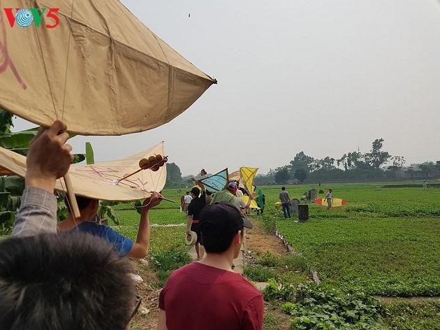 Celebrated artisan promotes Vietnamese kites to the world - ảnh 2