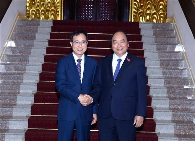 Samsung to build Southeast Asia's largest R&D center in Vietnam - ảnh 1