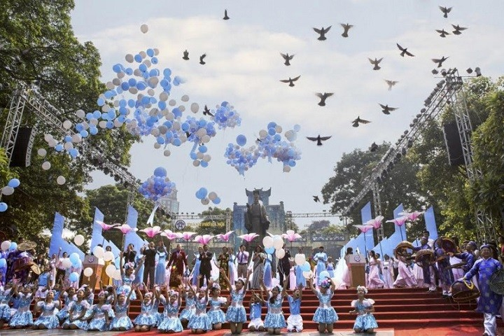 Hanoi marks 20th anniversary of City for Peace recognition  - ảnh 1