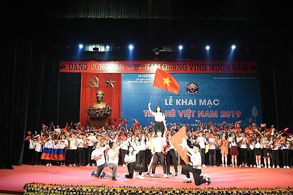 Vietnam Summer Camp 2019 opens in Thai Nguyen province - ảnh 1