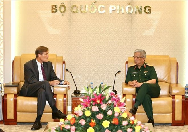Vietnam, US step up cooperation in resolving AO/dioxin legacy - ảnh 1