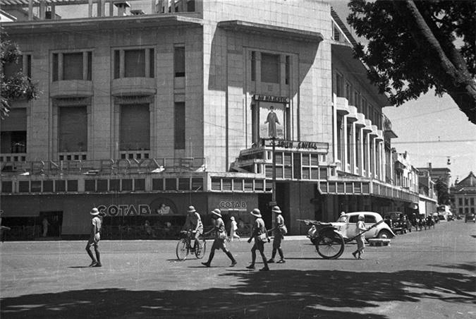Loạt ảnh choáng ngợp về khu phố sang nhất Hà Nội năm 1940 - ảnh 10