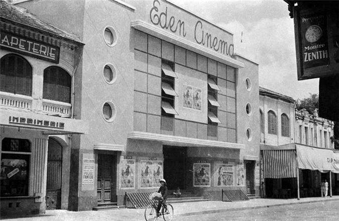 Loạt ảnh choáng ngợp về khu phố sang nhất Hà Nội năm 1940 - ảnh 3