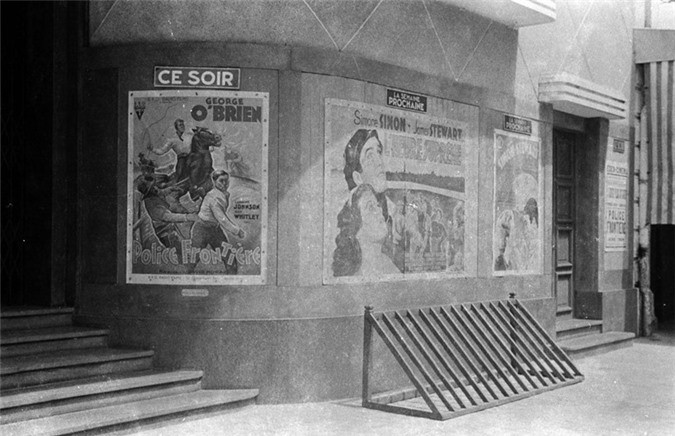 Loạt ảnh choáng ngợp về khu phố sang nhất Hà Nội năm 1940 - ảnh 4