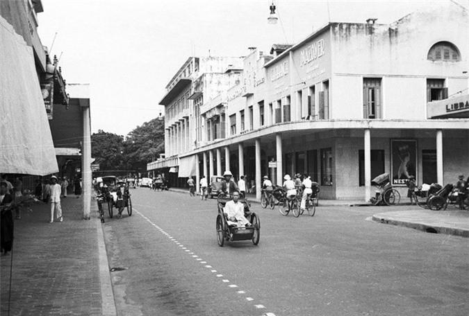Loạt ảnh choáng ngợp về khu phố sang nhất Hà Nội năm 1940 - ảnh 6