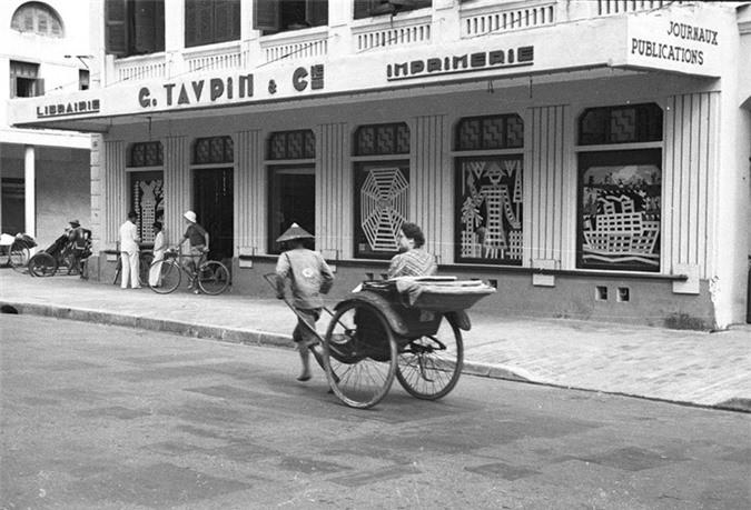 Loạt ảnh choáng ngợp về khu phố sang nhất Hà Nội năm 1940 - ảnh 7