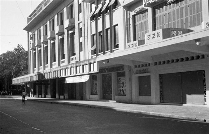 Loạt ảnh choáng ngợp về khu phố sang nhất Hà Nội năm 1940 - ảnh 8