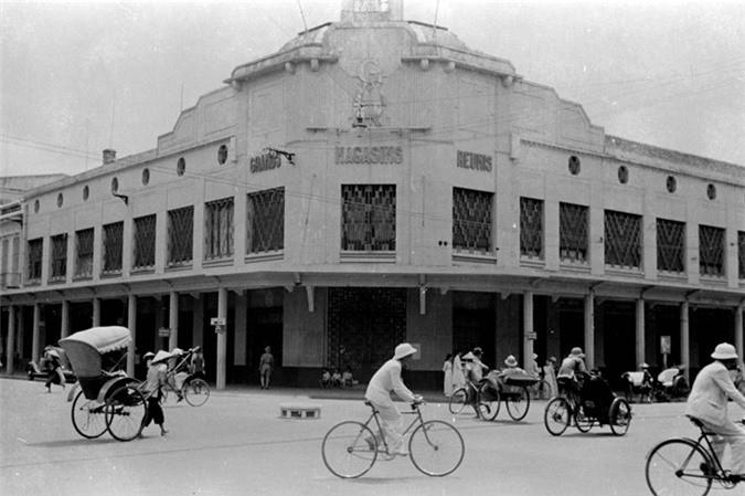 Loạt ảnh choáng ngợp về khu phố sang nhất Hà Nội năm 1940 - ảnh 9