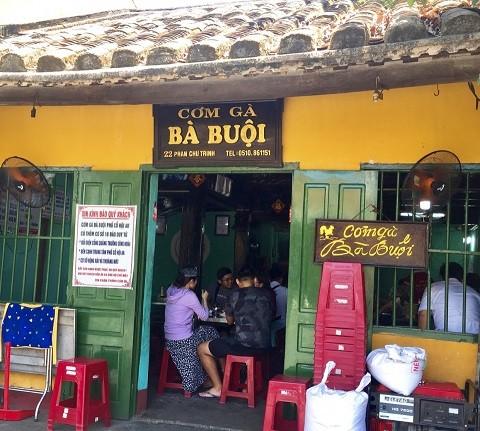 Street food in Hoi An ancient town - ảnh 3