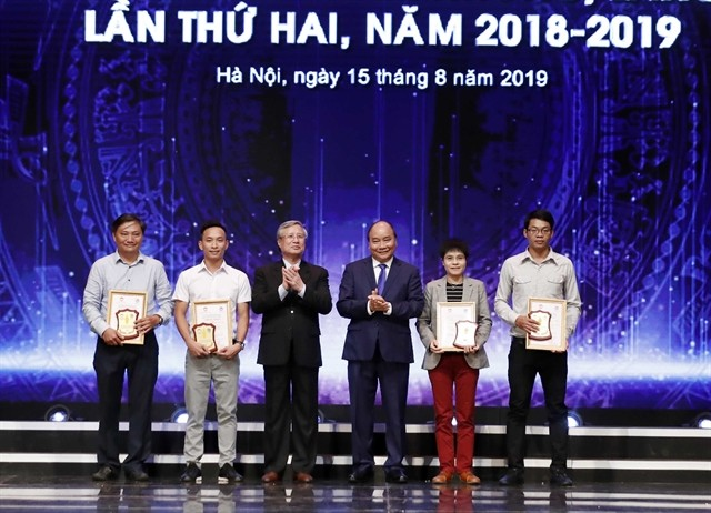 Press honored for anti-corruption work - ảnh 1