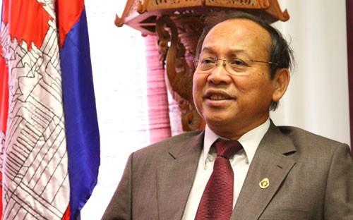 Không để thế lực nào phá hoại quan hệ đặc biệt Việt Nam – Campuchia - ảnh 1