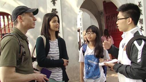 Nhóm Hanoikids, những đại sứ văn hóa Hà Nội - ảnh 2