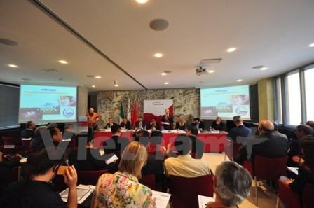 Tăng cường hợp tác kinh tế và đầu tư giữa các địa phương của Italy và Việt Nam  - ảnh 1
