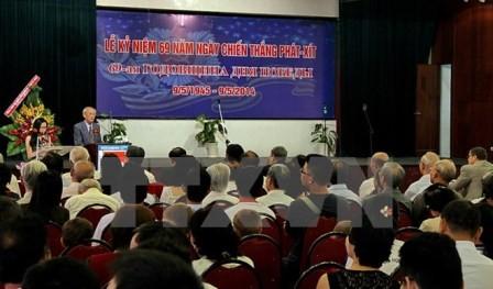 Thành phố Hồ Chí Minh kỷ niệm 70 năm ngày chiến thắng chủ nghĩa phát xít - ảnh 1