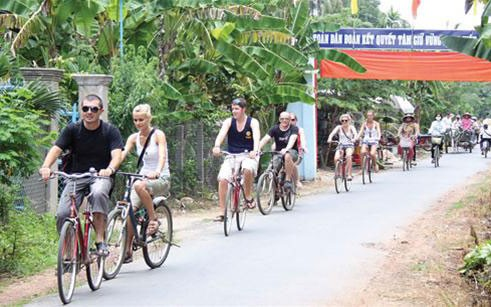 Tuần lễ Du lịch  xanh ĐBSCL  hướng đến liên kết phát triển Du lịch xanh toàn vùng - ảnh 1