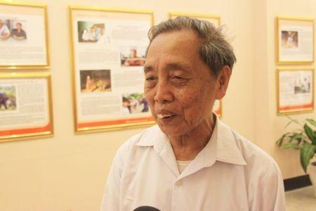 Bác sĩ Đặng Cát cả đời làm theo tấm gương Chủ tịch Hồ Chí Minh - ảnh 1