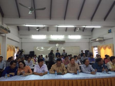 Việt Nam giúp Lào đào tạo kỹ năng nghiệp vụ báo chí  - ảnh 1
