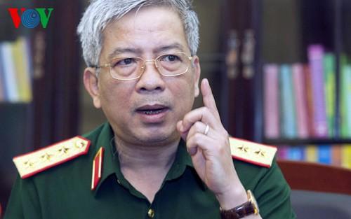Thứ trưởng Bộ Quốc phòng Việt Nam Nguyễn Chí Vịnh dự Đối thoại Shangri-La lần thứ 14 - ảnh 1
