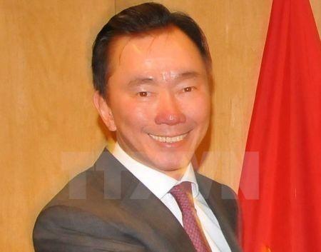 Bỉ trao tặng Huân chương Danh dự, Đại Hoàng gia hạng Nhất cho ông Phạm Sanh Châu  - ảnh 1