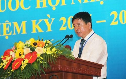 Phó Thủ tướng Vũ Đức Đam dự Đại hội Đại biểu Hội Nhạc sĩ Việt Nam khóa 9 - ảnh 1